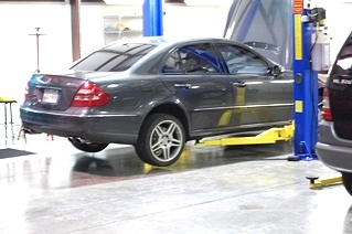 Mercedes Benz E55 | Repair and Service Testimonial