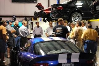 Porsche Club Tech Session EuroHaus MotorSports