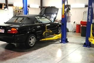 BMW 3 Series Repair Knoxville TN