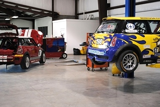 Race Prep and Track Support