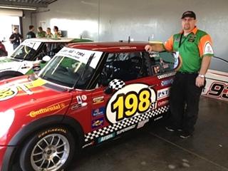 RSR MotorSports Dick Greer Racing Daytona 2012