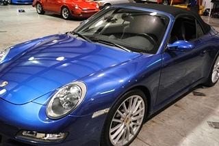 Pre Purchase Inspections Porsche 997