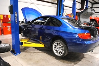 Experienced BMW Service Tech Wanted | EuroHaus Motorsports
