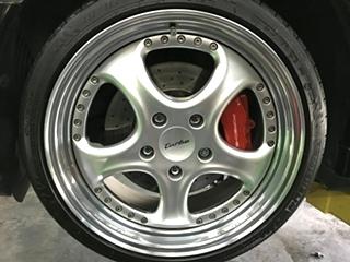 Porsche 996 Turbo Oil Service Knoville TN