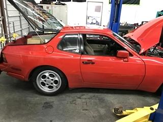 Porsche 951 Turbo Testimonials