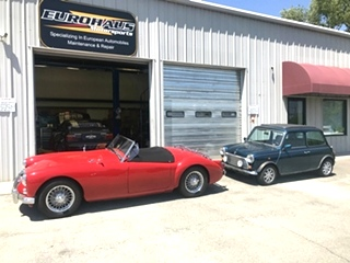 Classic European Auto Service And Repair